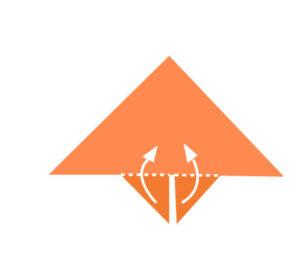 ジャックオーランタン 折り紙12