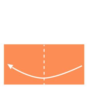 ジャックオーランタン 折り紙3