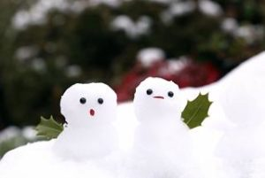 雪だるま 英語