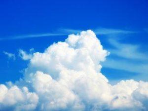 入道雲 季節