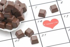 チョコレート 季節 美味しい