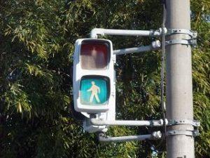 歩行者用信号機 大きさ 高さ